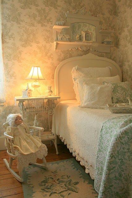 So pretty and so cozy...!!!