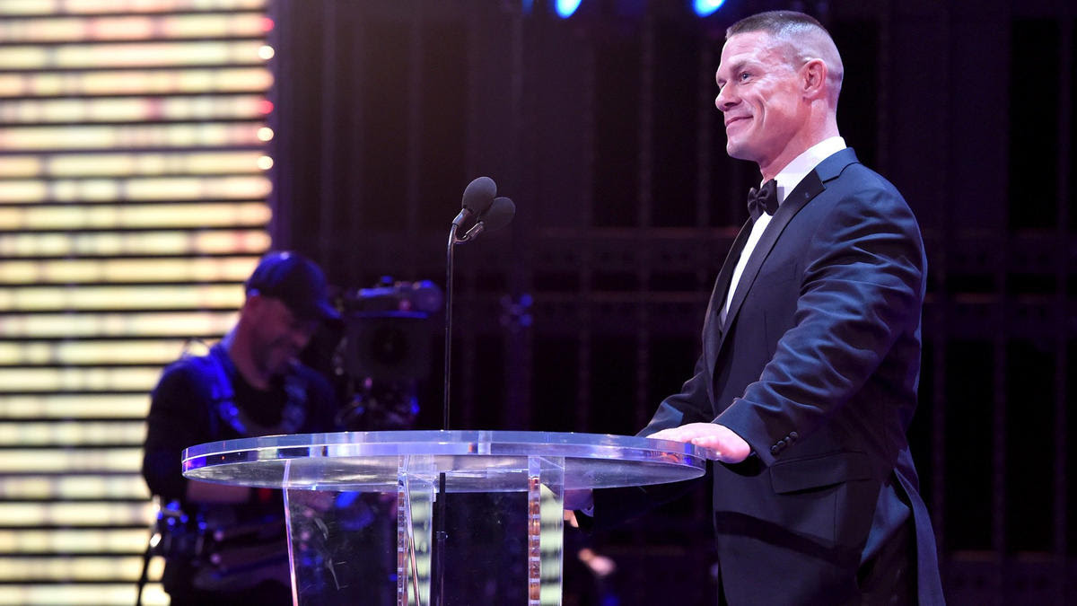 John Cena wprowadził Snoop Dogga do WWE HOF'16