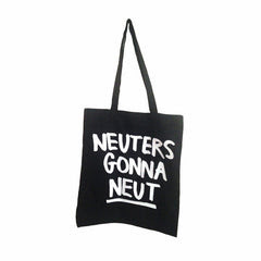 Neuters gonna neut Eva Mouton tote bag