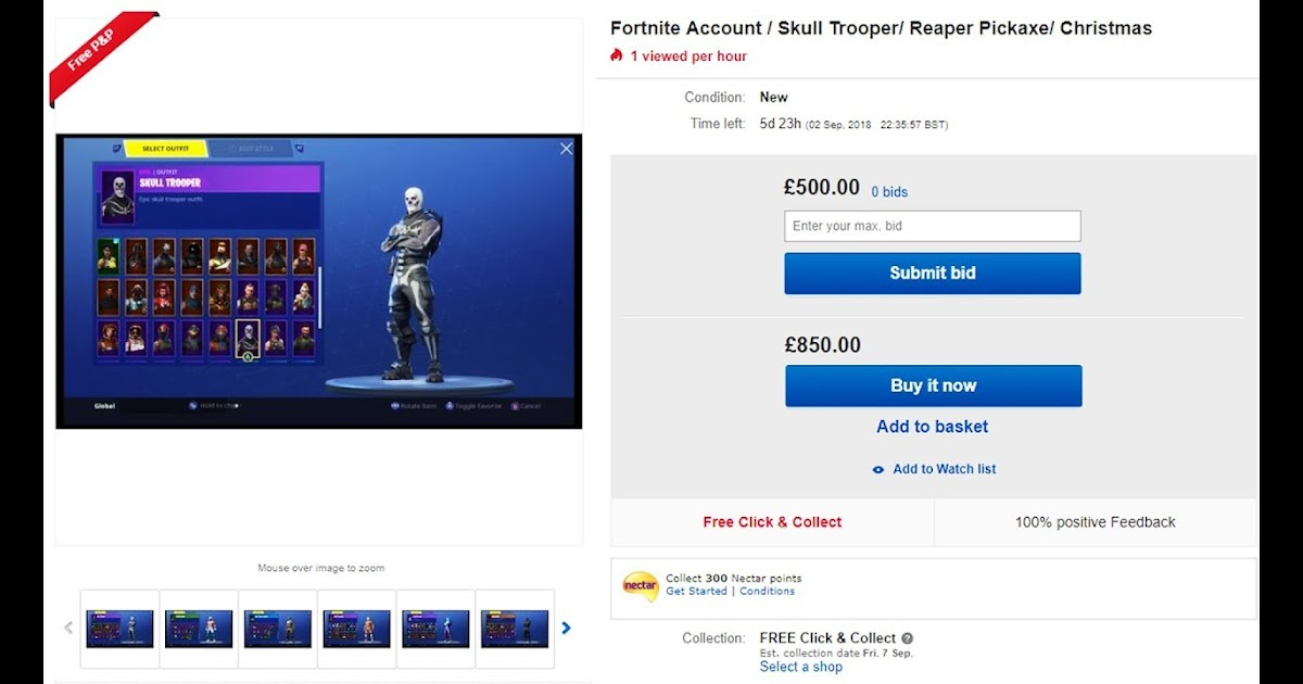 Fortnite Emoji Fortnite Account Generator Ebay