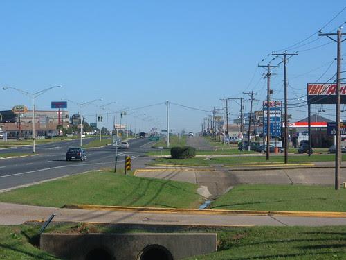 Mansfield Road, Shreveport