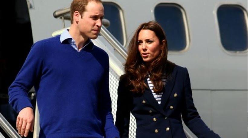 ad40ff43a9b9 Η Κέιτ Μίντλετον τρέλανε τη Νέα Ζηλανδία φορώντας σακάκι Zara ...