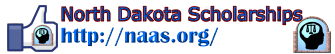 Scholarships for Accredited Schools in North Dakota
