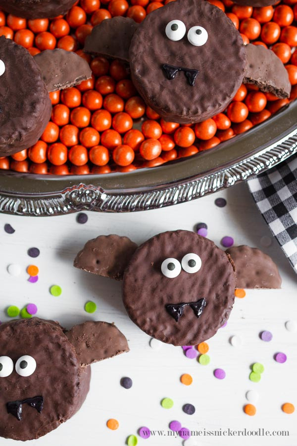 Ding Dong Bat Treats by Lolly Jane