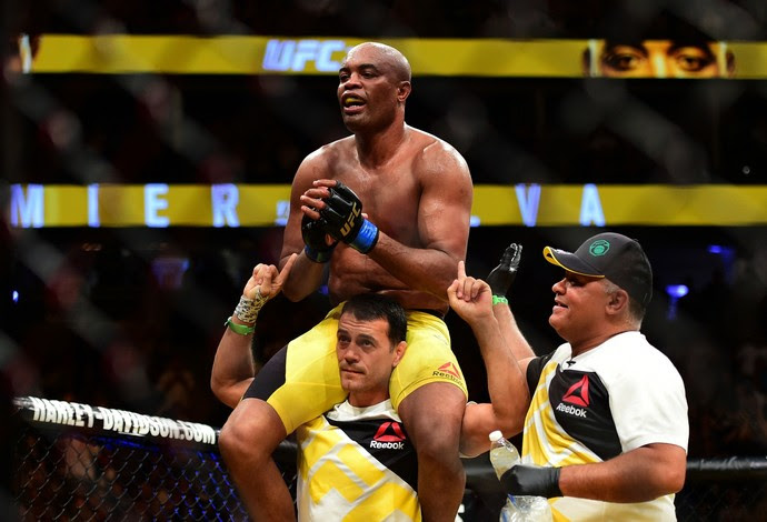 Anderson Silva (Foto: Getty Images)