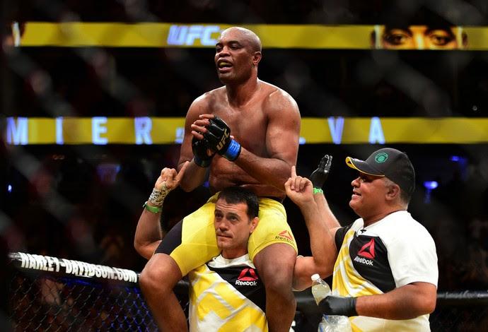 Anderson Silva (Foto: Getty Images)