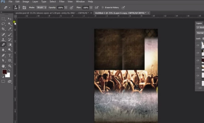 adobe photoshop cs6 video tutorial print