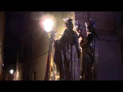 La processione di San Giuseppe a Siculiana