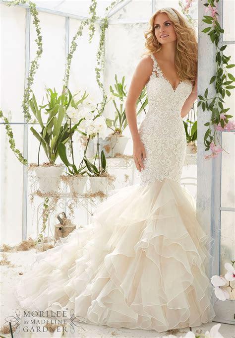 Dress   Mori Lee Bridal SPRING 2016 Collection: 2819