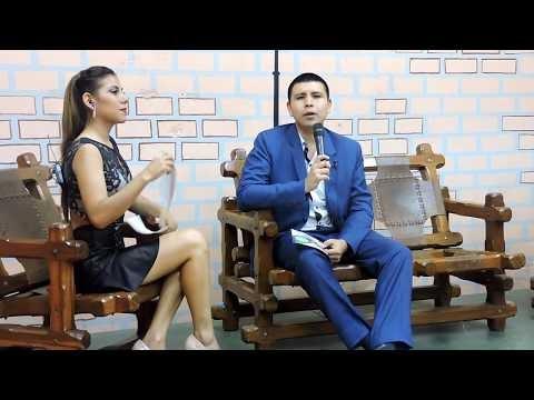 Entrevista en el Canal 11 TVU