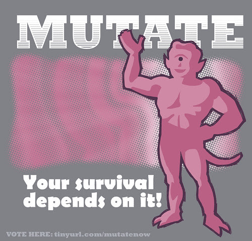 MUTATE by Ape Lad