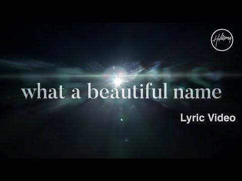 Hillsong - What a Beautiful Name [Lyrics]