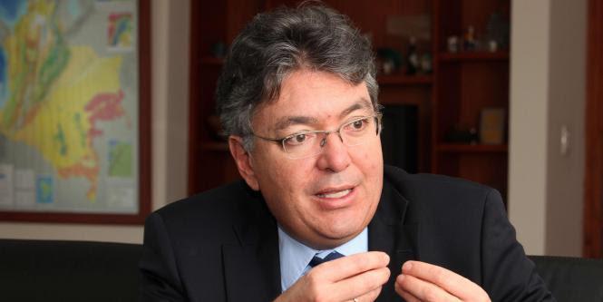 Mauricio Cárdenas Santamaría, nuevo Ministro de Hacienda.