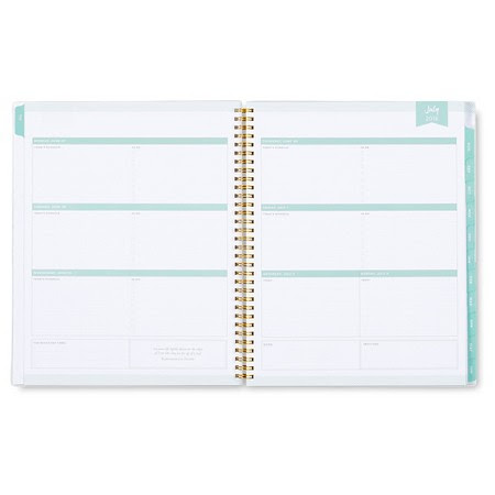 """Day Designer Weekly/Monthly Planner, 2016-2017, 142pgs, 8.5"""" x 11 ..."""