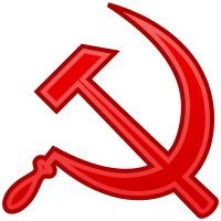 Communist Hammer & Sickle