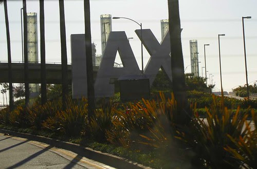 LAX Aeropuerto de Los Angeles (California)