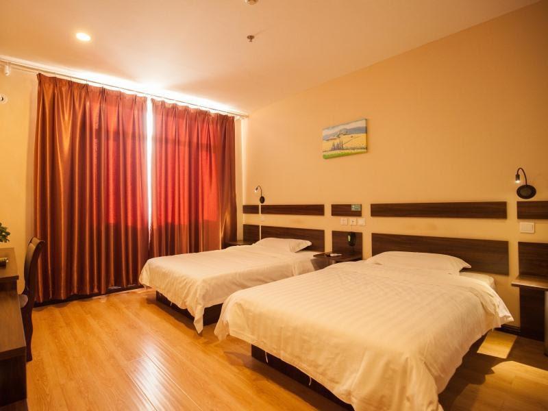 GreenTree Inn DaLian Ganjingzi District Airport New District Lazishan Express Hotel Reviews