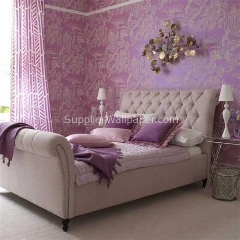 wallpaper dinding kamar tidur pengantin