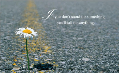 If You Dont Stand For Something Youll Fall For Anything