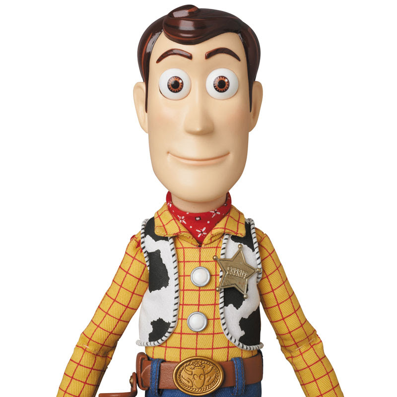 Medicom To Release Replica Of Woody For Toy Storys 20th Anniversary