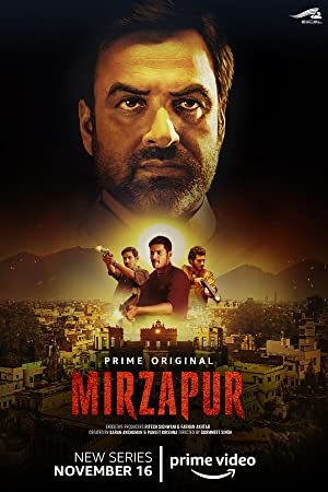 Download Mirzapur 2018 (Season 1) Hindi {PrimeVideo Series} All Episodes WeB-DL || 720p [400MB]