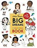 Little People, Big Dreams Colorng Book