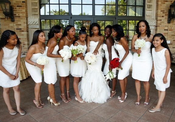 Gold Ivory And Red Wedding By Keith Cephus Photography Jamila And