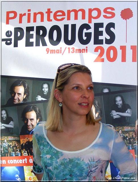 Marie Rigaud Printemps de Pérouges