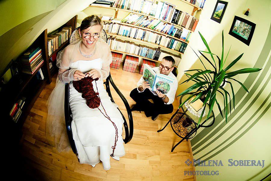 fotografia ślubna Będzin