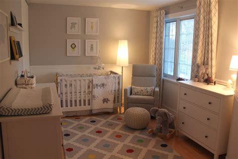baby boys neutral room project nursery