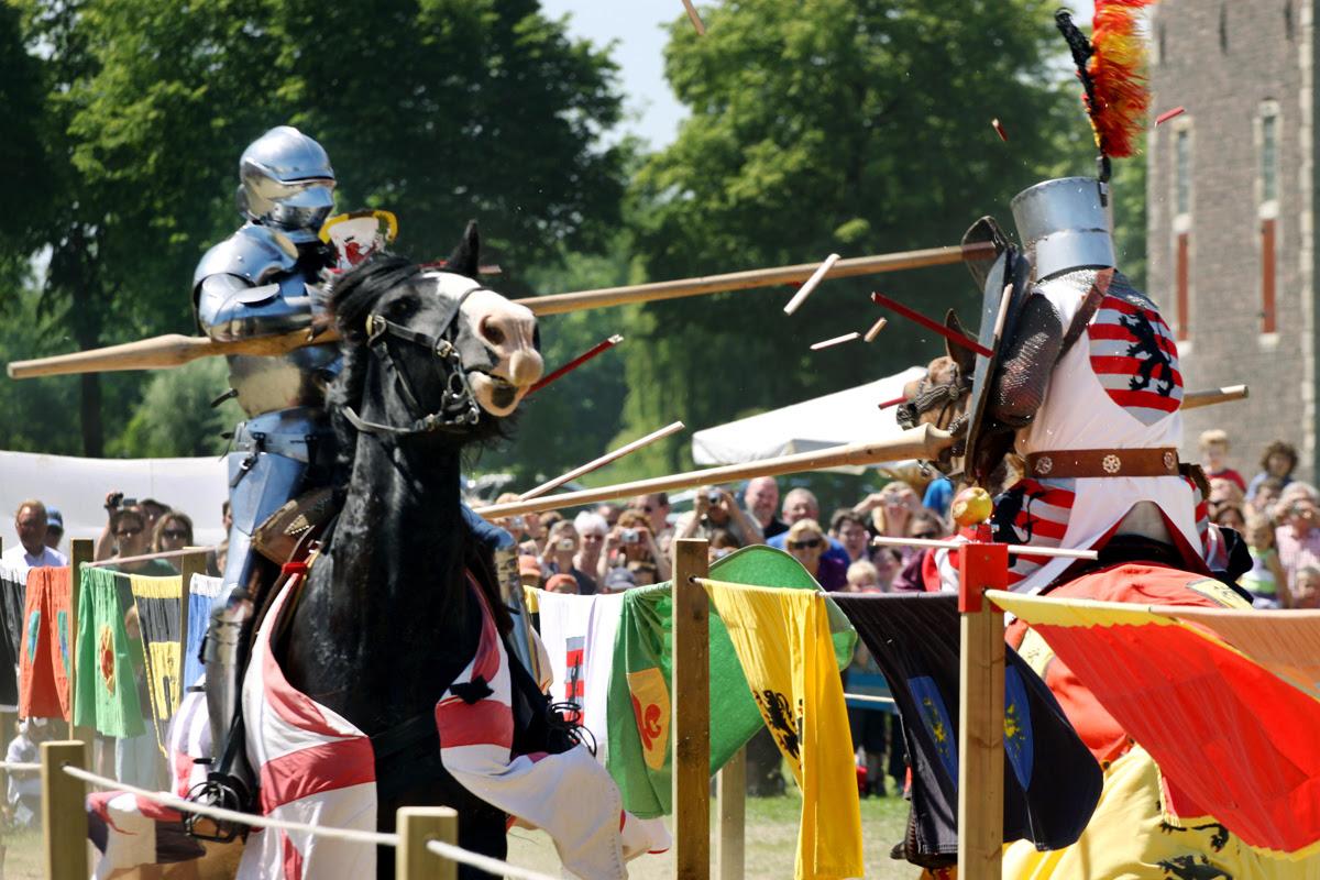 Afbeeldingsresultaat voor riddertoernooi