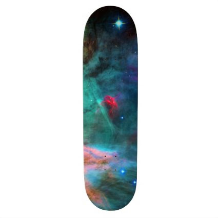 Center of The Swan Nebula Skateboards