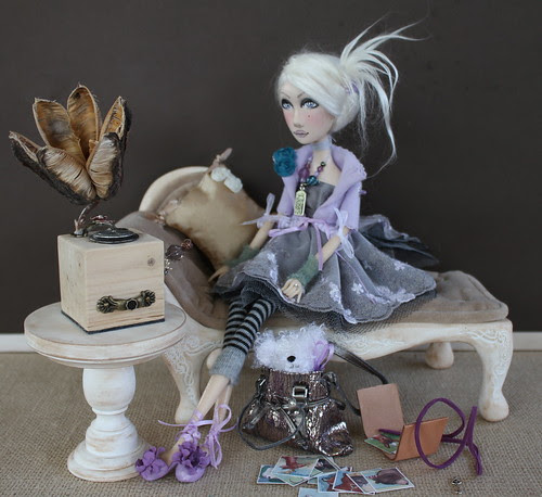 Custom Doll - Miette