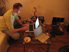 Computer feestje