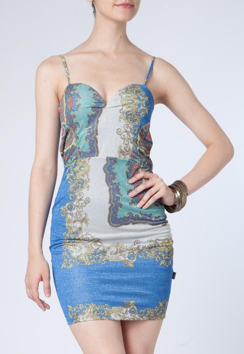 Vestido Sommer Petit Azul