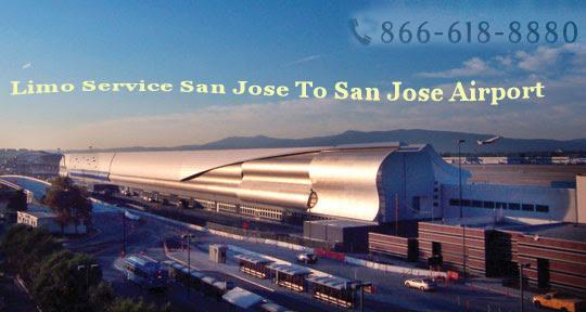 Limo Service San Jose to San Jose Airport