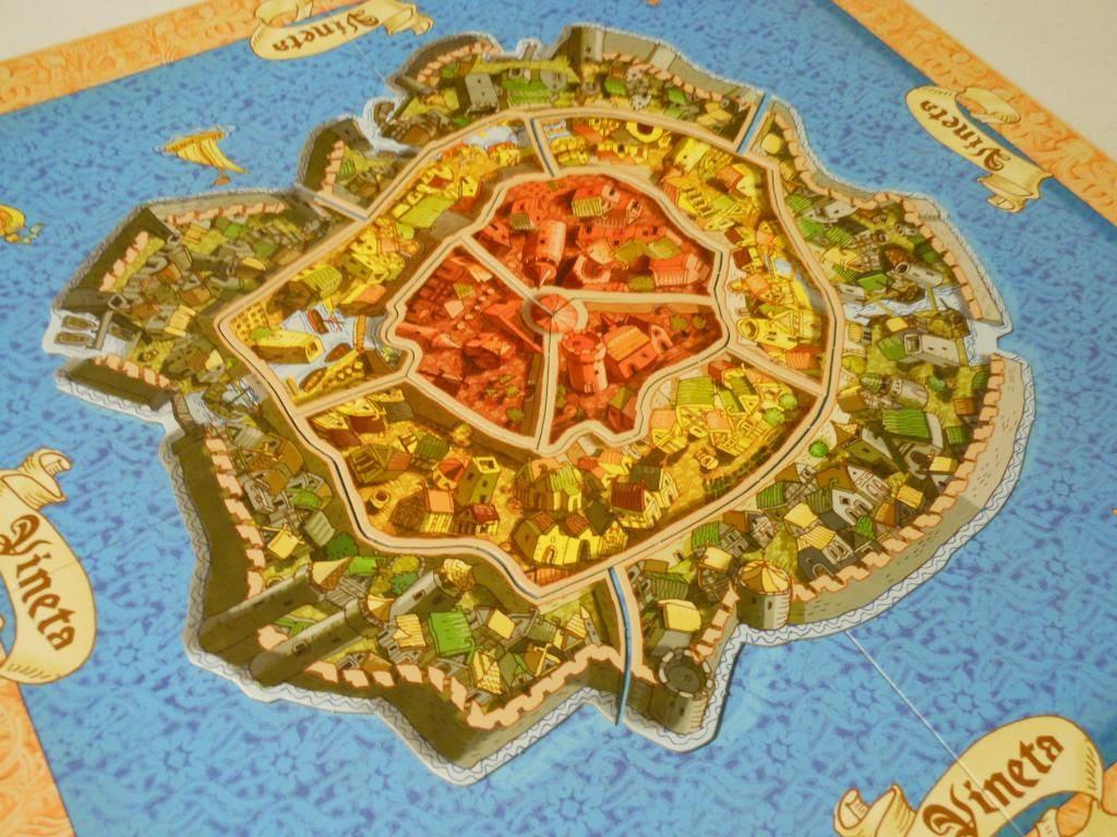 Vineta the island