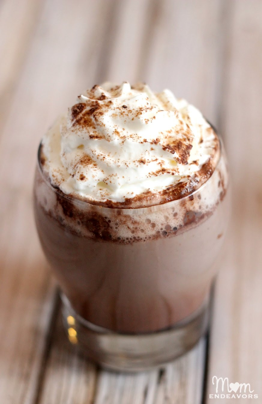 Adult Hot chocolate