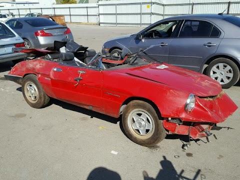 Alfa Romeo Bakersfield Ca