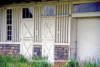 The Star Barn, Built 1872, (Originally a Horse Barn), Dauphin County, Pennsylvania
