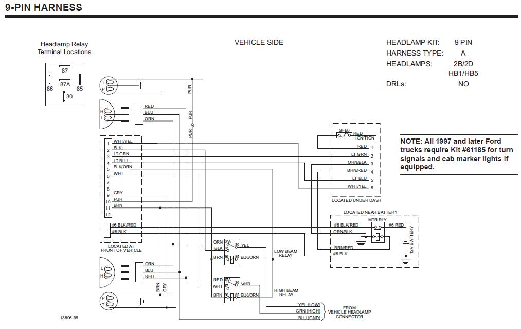 Western Unimount Plow Wiring Diagram - Wiring Site Resource | Chevy 1500 Western Unimount Wiring Diagram |  | Wiring Site Resource