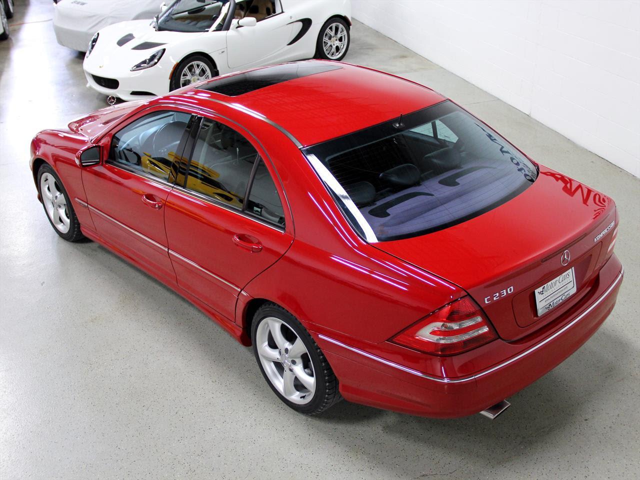 2005 Mercedes Benz C230 Kompressor