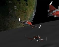 Green Mars Deimos Approach 2