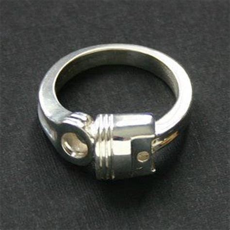 Big Block Piston Ring   Cars   Jewelry, Piston ring