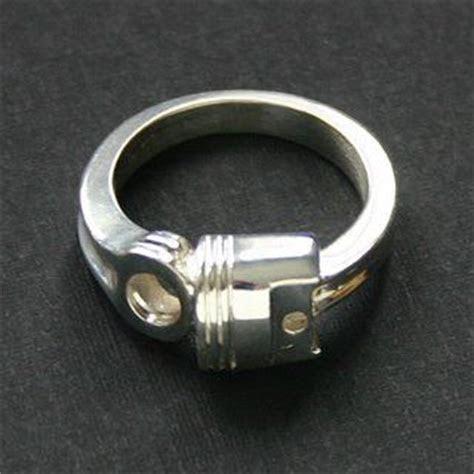 Big Block Piston Ring   Cars   Jewelry, Piston ring