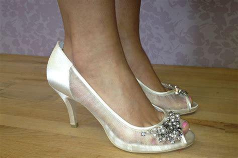 Tried & Tested: Designer Wedding Shoes   BridalGuide