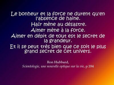 Citation Amour Secret Forumhulp