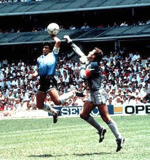 Maradona 1986 (Foto: FIFA)
