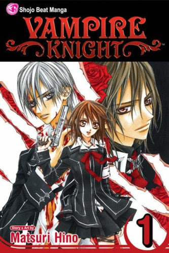 -Vampire Knight- de Matsuri Hino