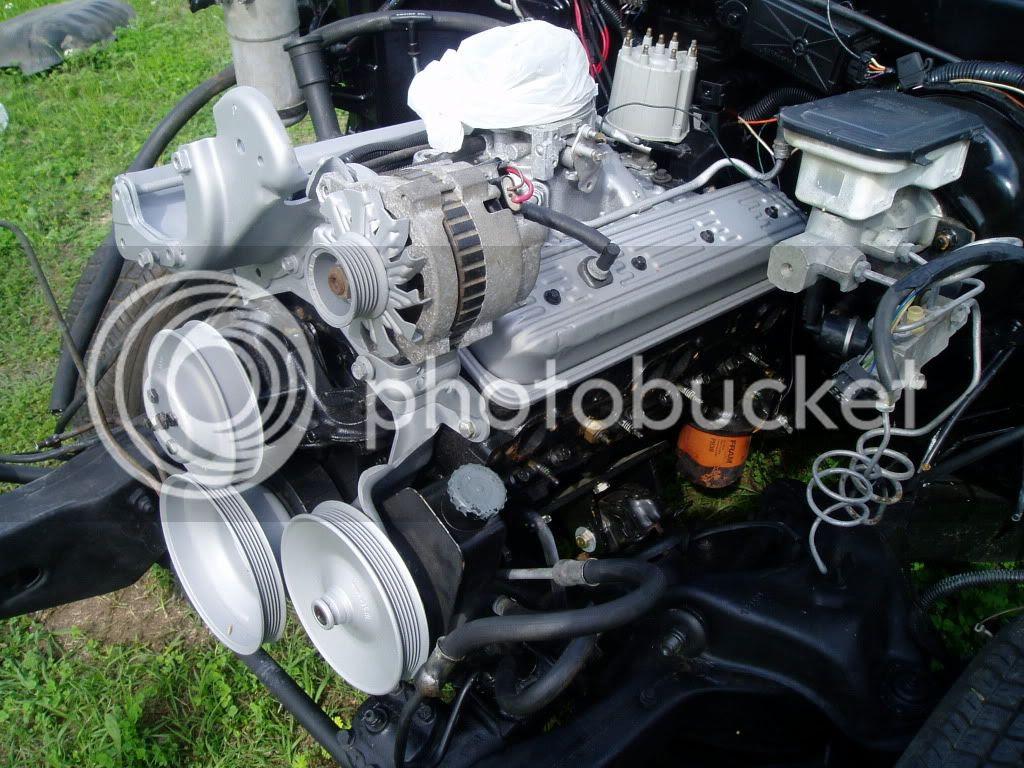 My 1985 Chevy S15 Jimmy v8 Conversation, 2.8L to 305 TBI ...